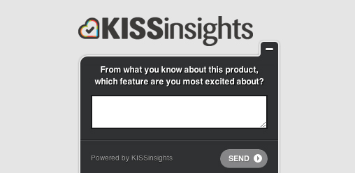 KISSinsights